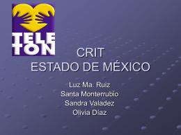 CRIT ESTADO DE MÉXICO
