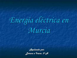 Energía eléctrica. - Altas capacidades