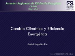 Bouille - CC y Energía