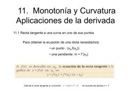 f´(x) es < 0 - JoanMiro