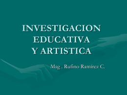 Diapositiva 1 - Educación, Arte, y Turismo