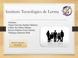 Diapositiva 1 - laempresaysupersonalidad