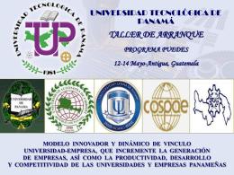 Presentación UTP -PANAMA