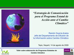 Presentación Biol. Julia Martínez