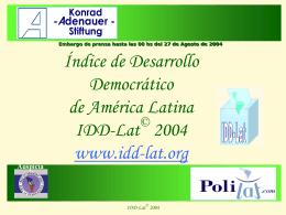 IDD-Lat 2004 - 11Abril.com