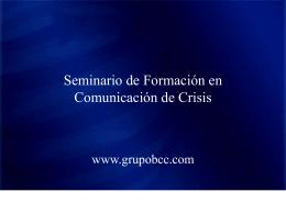 ENRICALCAT - BCC Conferenciantes