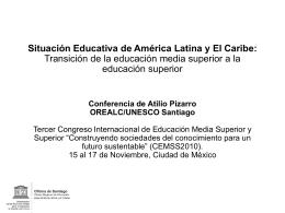 Atilio Pizarro México Congreso nov 10