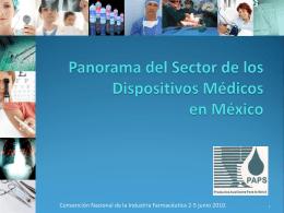 Diapositiva 1 - Cámara Nacional de la Industria Farmacéutica