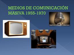 Medios de Comunicación 55-68 (P