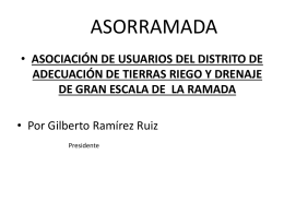 ASORRAMADA