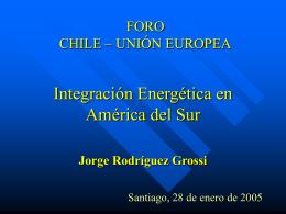Jorge Rodríguez Grossi