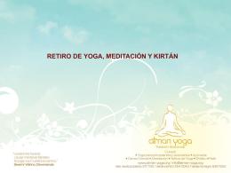retiro de ayurveda, yoga y rejuvenecimiento - Atman-yoga