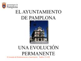 web municipal - Gobierno de Navarra