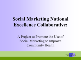 Turning Point Social Marketing Collaborative