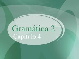 Gramática 2