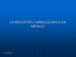 EXPO FARMA 2004 - Cámara Nacional de la Industria Farmacéutica