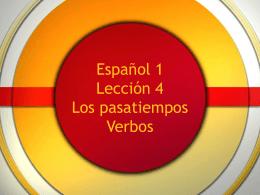 Des1L4verbos