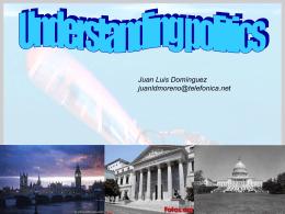 Understanding politcs - Aula Virtual del CEP de Castilleja de la Cuesta