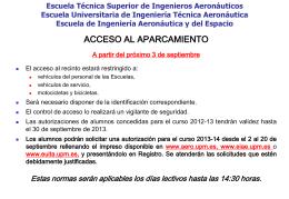 Escuela Universitaria de Ingeniería Técnica Aeronáutica