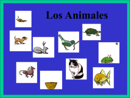Los Animales - MFL Resources