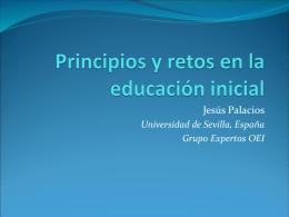 Principios y Retos-Jesús Palacios