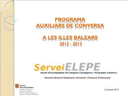 Educación Secundaria - El Web Educatiu de les Illes Balears