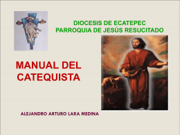 manual del catequista