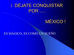 México es mágico