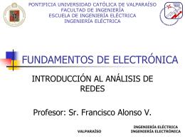 ingeniería eléctrica ingeniería electrónica