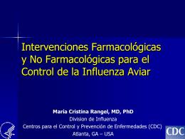 Antivirales - Instituto Conmemorativo Gorgas de Estudios de la Salud