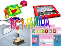 TIC Y FAMILIA - Cuentos2 ppt