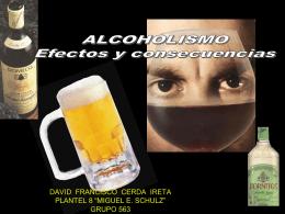 Alcoholismo (presentación)