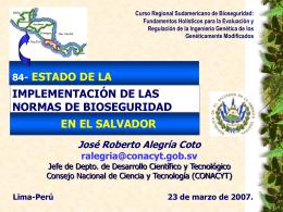 Sistema de Toma de Decisiones - Consejo Nacional de Ciencia y
