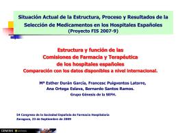Presentación PPT E Durán 23-09-2009