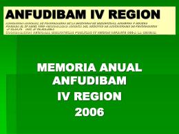 IV - Anfudibam