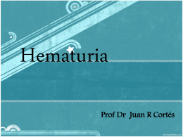 Hematuria 2