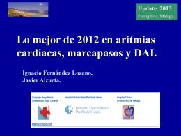 Update 2013 - CardioAtrio