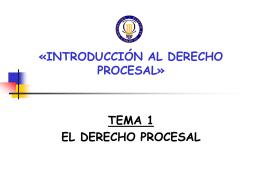 01-derecho procesal
