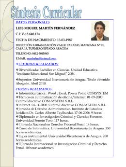 Diapositiva 1 - Gobierno del estado Miranda