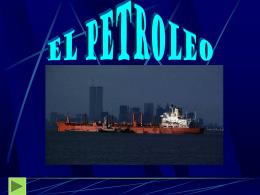 Petroleum I