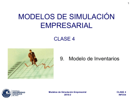 MSE Clase 4