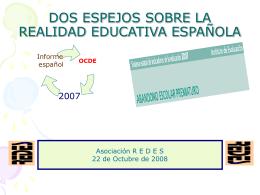 Panorama de la Educación Indicadores de la OCDE 2007