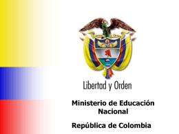 VISIÓN COLOMBIA II