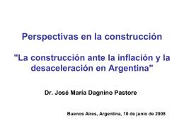 Convención Anual de la Construcción Visión