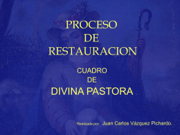 PROCESO DE RESTAURACION