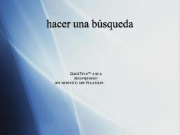 el/la locutor(a)