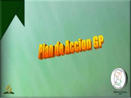 Plan de accion GP