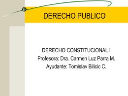 Constitucional organico completo con reformas[1]