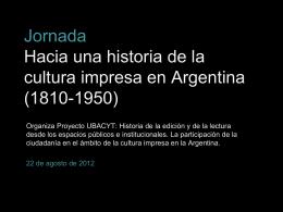 """Biblioteca, Archivo y Museo """"Ricardo Levene"""""""