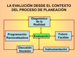 Evaluación conceptos.